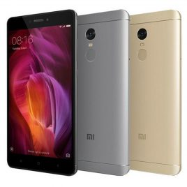 Xiaomi Redmi Note 4 Global Version 5.5 inch 3GB RAM 32GB Snapdragon 625 Octa Core 4G Smartphone
