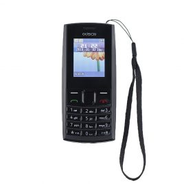 ODSCN X2-02 1.77inch 3000mAh FM Radio Whatsapp bluetooth Vibration Dual SIM Card Dual Stand Mini Card Phone Feature Phone