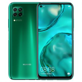 HUAWEI Nova 6 SE CN Version 6.4 inch 48MP Quad Rear Camera 8GB 128GB 4200mAh 40W Fast Charge Kirin 810 Octa Core 4G Smartphone