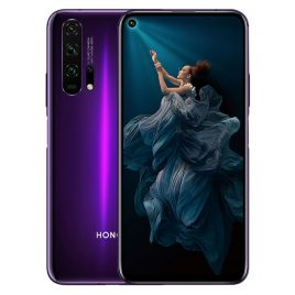 HUAWEI HONOR 20 Pro 6.26 inch 48MP Quad Rear Camera NFC 8GB RAM 256GB ROM Kirin 980 Octa core 4G Smartphone