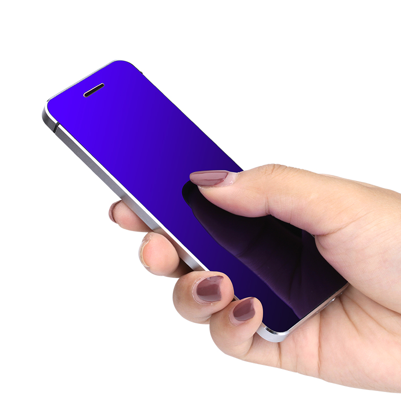 Ulcool V36 1.54 Inch 500mAh Metal Body MP3 FM Dual SIM Anti Lost bluetooth Dialer Mini Card Phone