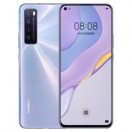 HUAWEI Nova 7 CN Version 6.53 inch 64MP Quad Rear Camera 8GB RAM 128GB ROM NFC Kirin 985 Octa Core 5G Smartphone