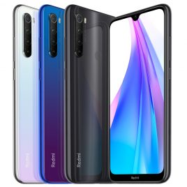 Xiaomi Redmi Note 8T Global Version 6.3 inch NFC 48MP Quad Rear Camera 4GB 64GB Snapdragon 665 Octa core 4G Smartphone