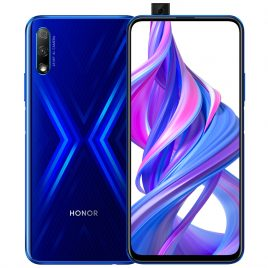 HUAWEI Honor 9X 6.59 inch 48MP Dual Rear Camera 4000mAh 6GB RAM 128GB ROM Kirin 810 Octa Core 4G Smartphone